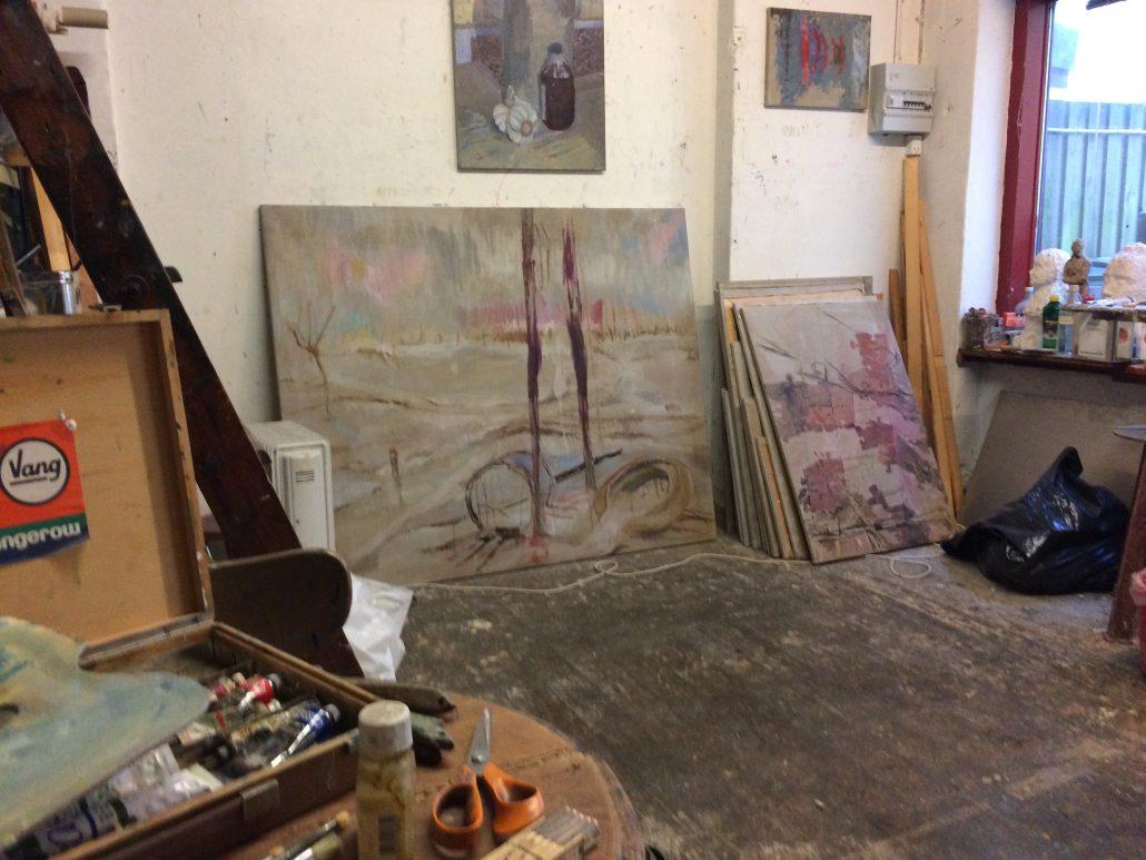 Bjørns atelier